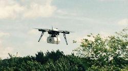 VIDÉO - Pour la première fois, un drone effectue une