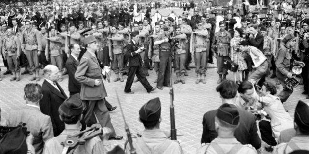 Libération de Paris: pourquoi ce 70e anniversaire sera