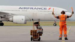 Les pilotes d'Air France en grève à partir de