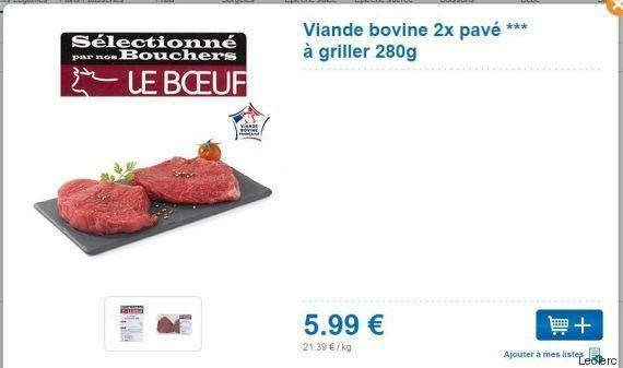 Prix de la viande: combien coûteraient un rôti de porc et un steak pour bien rémunérer les