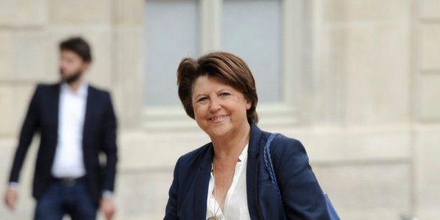 Vote de confiance à l'Assemblée: Martine Aubry