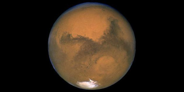 Il y a de l'eau liquide sur Mars, selon la