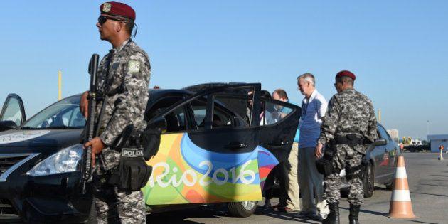 Daech préparait un attentat contre la délégation française aux Jeux Olympiques de