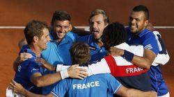 La France en finale de la Coupe