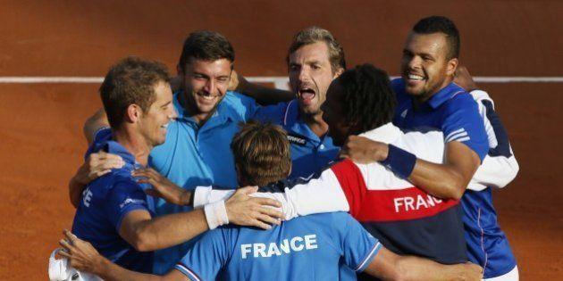 Coupe Davis: la France bat la République tchèque 3-0 et se qualifie pour la