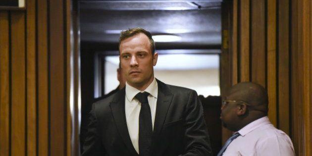 Oscar Pistorius libéré sous caution après sa condamnation pour