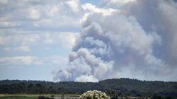 Un pompier tué dans les Pyrénées-Orientales, 3000 personnes