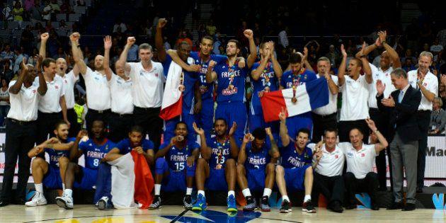Basket: la France médaille de bronze à la Coupe du monde après sa victoire contre la
