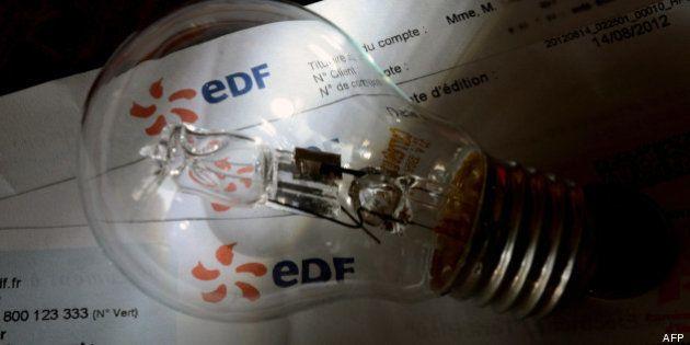 Les tarifs d'EDF sur l'électricité vont baisser de 0,5% au 1er