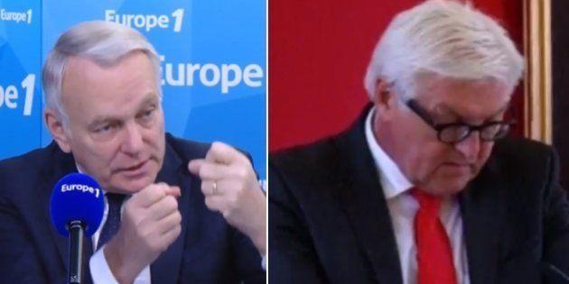 L'accueil glacial (et moqueur) des nouveaux homologues de Boris