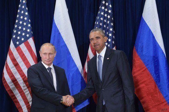 PHOTOS. Barack Obama et Vladimir Poutine se sont parlé (mais les retrouvailles ont été