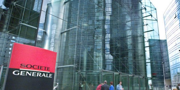 La Société Générale pourrait fermer 20% de ses agences d'ici