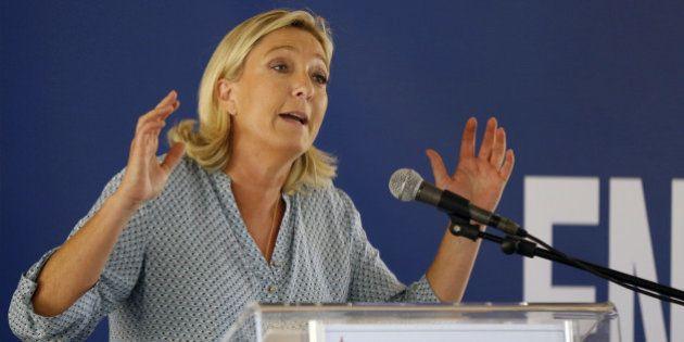 Marine Le Pen: le retour de Nicolas Sarkozy,