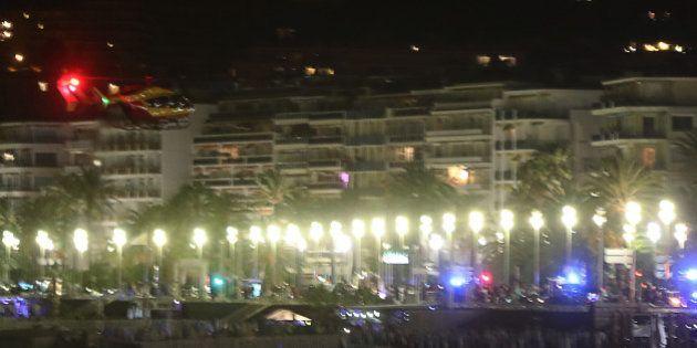 Attaque de Nice: le joyau de la Côte d'Azur face