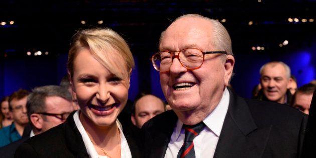 Jean-Marie Le Pen aux régionales: il n'exclut pas de se présenter contre sa petite-fille en