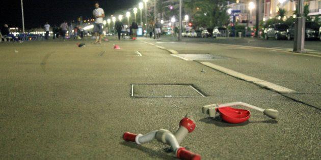 Attentat de Nice: les enfants, des cibles comme les