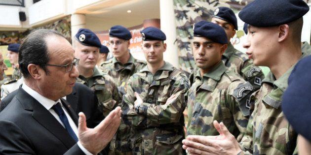 Qu'est-ce que la réserve opérationnelle mobilisée par François Hollande après l'attentat de