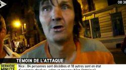 Les témoins de l'attentat de Nice racontent la