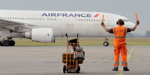 Air France: les négociations avec la direction