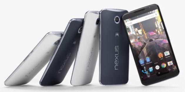 Nexus 6P : tout ce que l'on sait déjà sur le nouveau smartphone