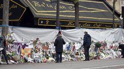 Certaines victimes du 13 novembre
