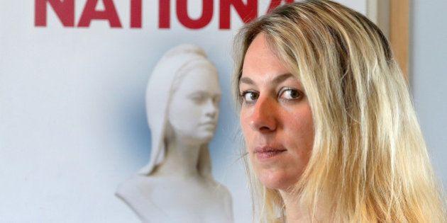 Régionales: Anne-Sophie Leclère avait comparé Taubira à un singe et sera (peut-être)