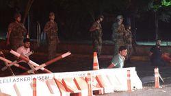 Tentative de coup d'Etat militaire en Turquie, des coups de feu tirés en direction de