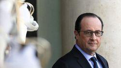 Tout sur le déplacement hors-norme de Hollande en