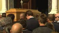 Les obsèques de Jules Bianchi à