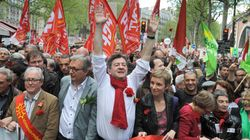 Marche contre l'austérité: Mélenchon et