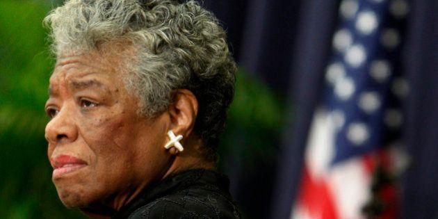 VIDÉOS. Maya Angelou, poètesse et figure des droits civiques est morte à l'âge de 86