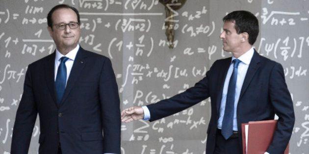 Vote de confiance à Valls: l'équation catastrophe qui ferait tomber le