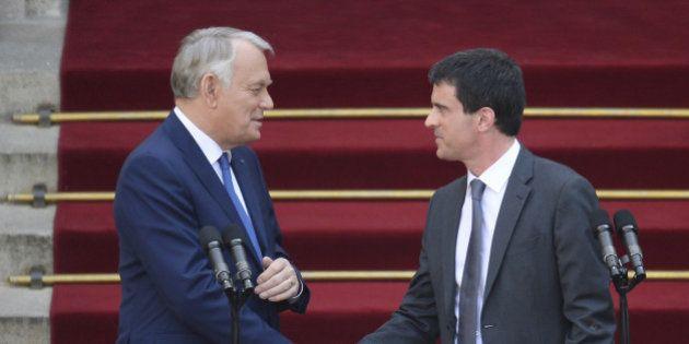 Vote de confiance: Ayrault vole au secours de Valls avant une semaine de tous les