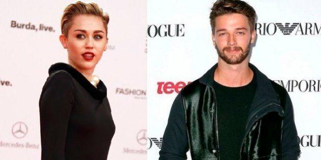 PHOTOS. Miley Cyrus officialise sa relation avec Patrick