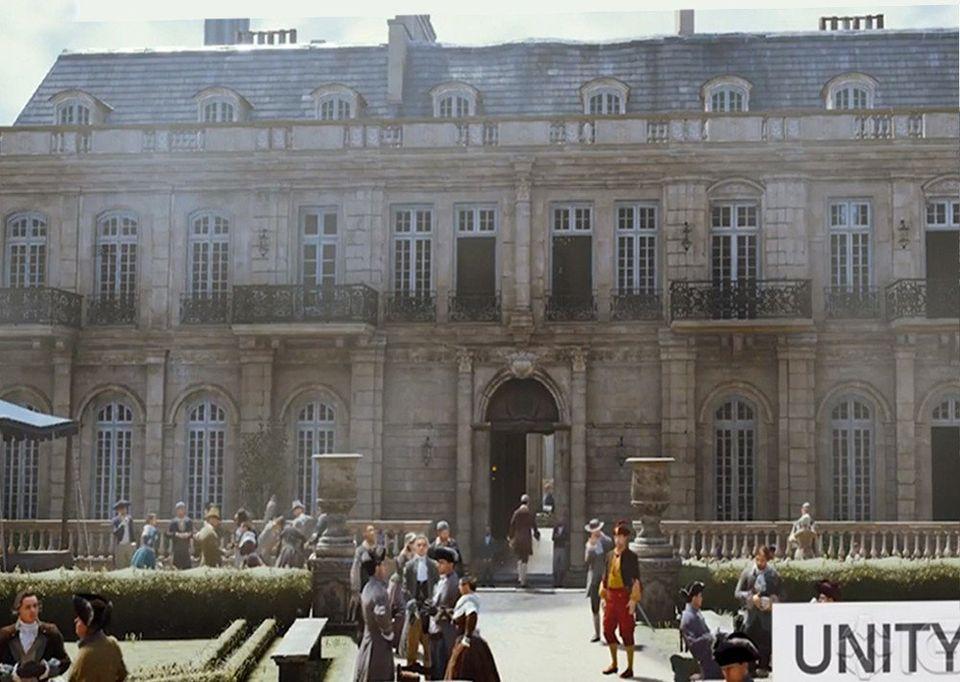 PHOTOS. Assassin's Creed Unity : Découvrez le Paris du 18e siècle dans le jeu vidéo et comparez-le avec...