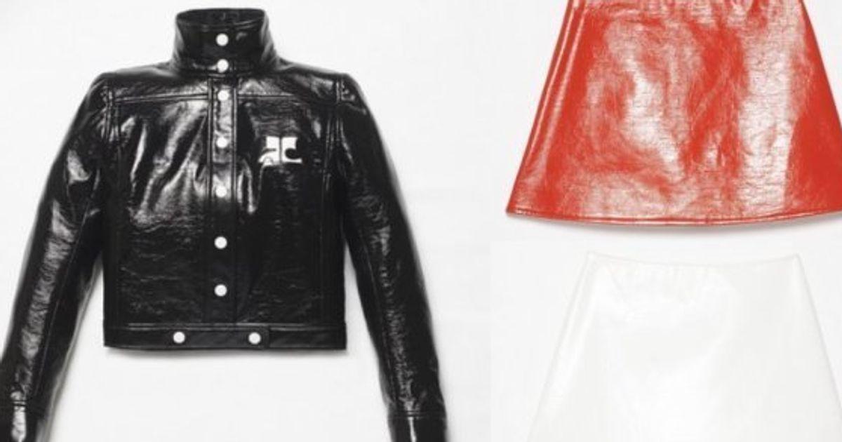 best deals on vast selection authentic quality A la Fashion Week de Paris, Courrèges fait son retour ...