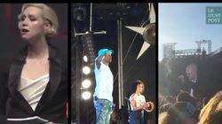 Les hommages émouvants de Gwendoline Christie, Pharrell et
