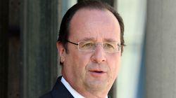 Hollande se confie avant d'aller voir les Bleus: son interview en 5 gestes