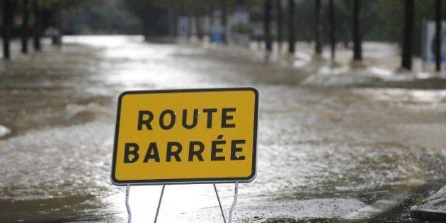 Inondations dans le Gard et en Lozère: des accidents font cinq