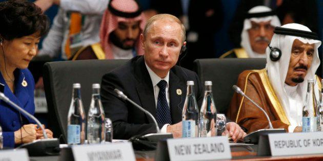 Le sommet du G20 s'ouvre en Australie dans un climat de guerre