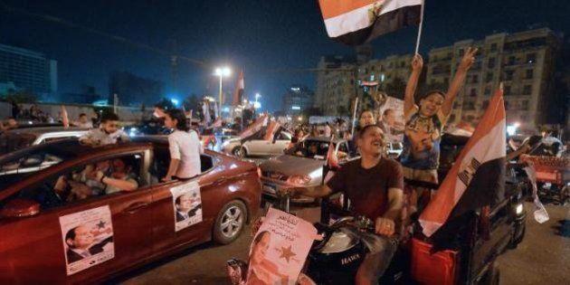 Egypte: le maréchal Sissi obtient une victoire écrasante en remportant 96% des