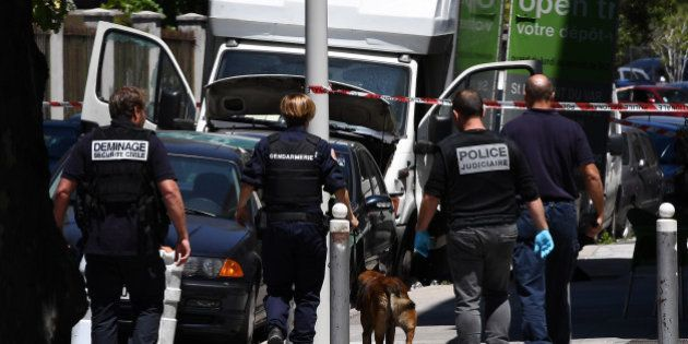 Deux nouvelles interpellations dans le cadre de l'enquête sur l'attentat de Nice, fin de la garde à vue...