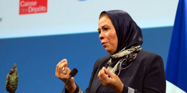 Latifa Ibn Ziaten, mère d'une victime de Merah huée à l'Assemblée à cause de son foulard (mais les députés...