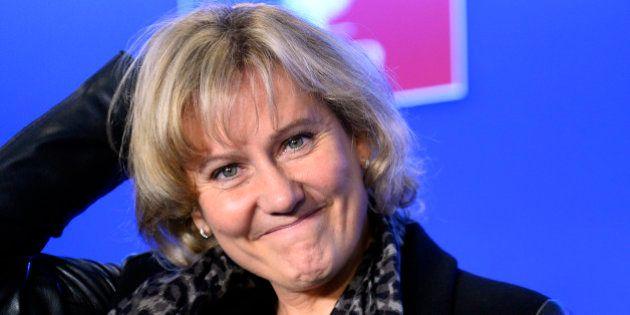Nadine Morano se fait voler sa malette d'eurodéputée à Bruxelles et porte
