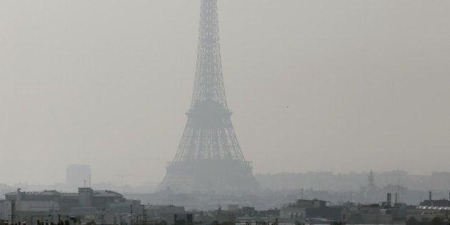 La circulation alternée facilitée en cas de pic de pollution, annonce Ségolène