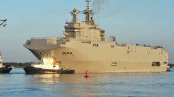 Navires Mistral: Hollande prendra sa décision