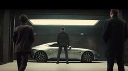Le nouveau 007 a coûté des millions en voitures