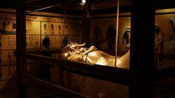 Le tombeau de Toutankhamon cacherait deux chambres