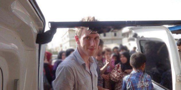 Qui est Peter Kassig, l'otage américain dont l'exécution a été annoncée par l'Etat islamique dans une