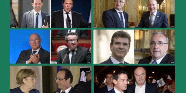 Conseil des ministres de rentrée: les six duels que Hollande et son gouvernement vont devoir